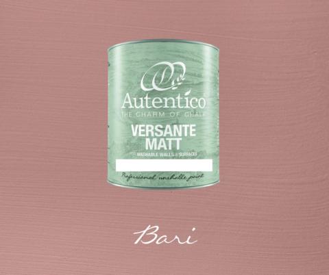 Kalkkimaali - Rannikonruskea - Bari - Versante Matt - 500 ml