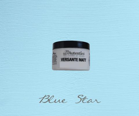 Kalkkimaali - Vaaleansininen - Blue Star - Versante Matt - 125 ml