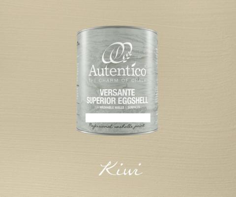 Kalkkimaali - Kiivinvihreä - Kiwi - Versante Eggshell - 500 ml