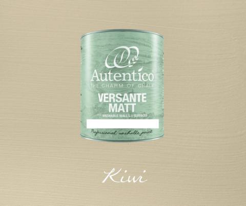 Kalkkimaali - Kiivinvihreä - Kiwi - Versante Matt - 500 ml
