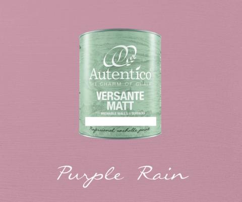 Kalkkimaali - Punavioletti - Purple Rain - Versante Matt - 500 ml