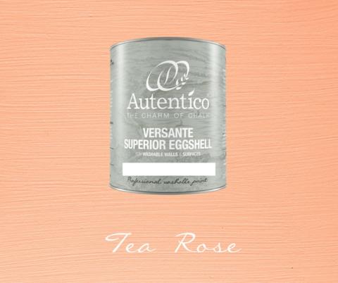 Kalkkimaali - Teeruusunkeltainen - Tea Rose - Versante Eggshell - 500 ml