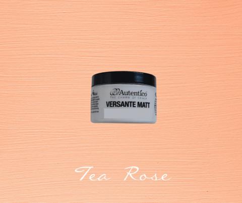 Kalkkimaali - Teeruusunkeltainen - Tea Rose - Versante Matt - 125 ml