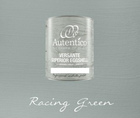 Kalkkimaali - Vihreä - Racing Green - Versante Eggshell - 500 ml