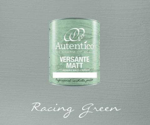 Kalkkimaali - Vihreä - Racing Green - Versante Matt - 500 ml