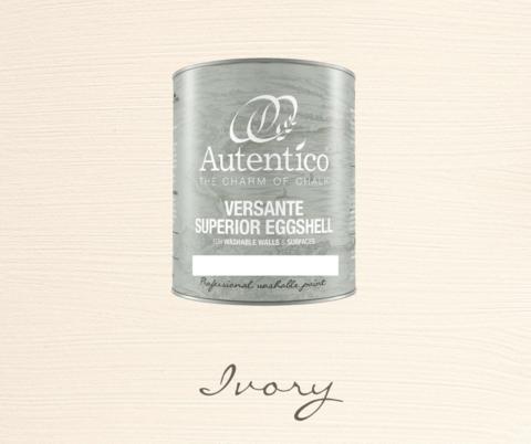 Kalkkimaali - Luunvalkoinen - Ivory - Versante Eggshell - 500 ml