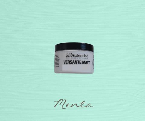 Kalkkimaali - Mintunvihreä - Menta - Versante Matt - 125 ml