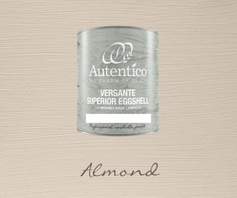 Kalkkimaali - Mantelinruskea - Almond - Versante Eggshell - 500 ml