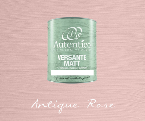 Kalkkimaali - Vanha Roosa - Antique Rose - Versante Matt - 500 ml