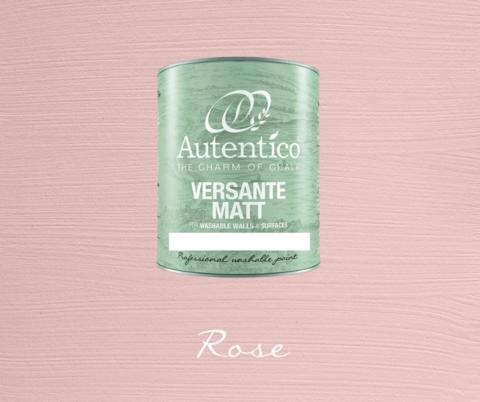 Kalkkimaali - Roosa - Rose - Versante Matt - 500 ml