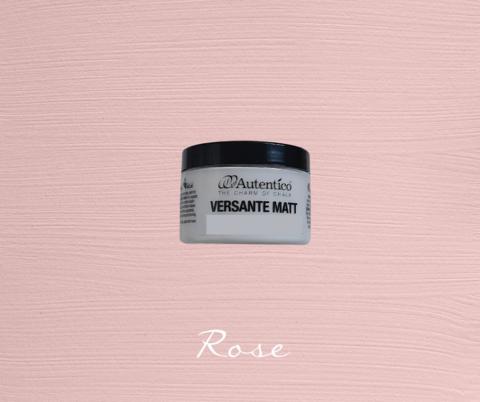 Kalkkimaali - Roosa - Rose - Versante Matt - 125 ml
