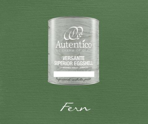 *Kalkkimaali - Saniaisenvihreä - Fern - Versante Eggshell - 500 ml