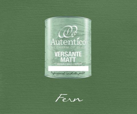 Kalkkimaali - Saniaisenvihreä - Fern - Versante Matt - 500 ml