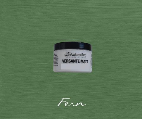 Kalkkimaali - Saniaisenvihreä - Fern - Versante Matt - 125 ml