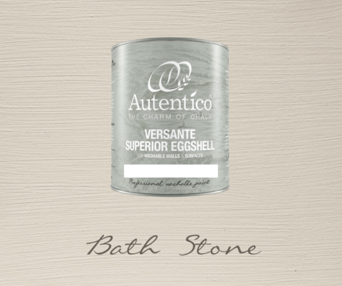 Kalkkimaali - Kalkkikivenruskea - Bath Stone - Versante Eggshell - 500 ml