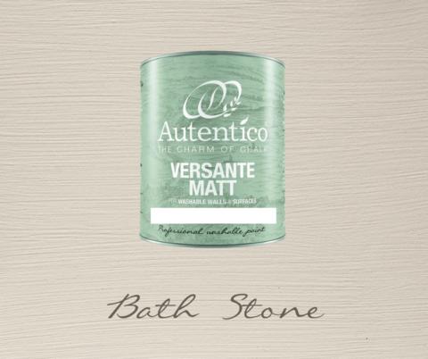 Kalkkimaali - Kalkkikivenruskea - Bath Stone - Versante Matt - 500 ml
