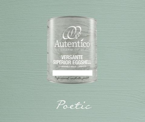 Kalkkimaali - Runonvihreä - Poetic - Versante Eggshell - 500 ml