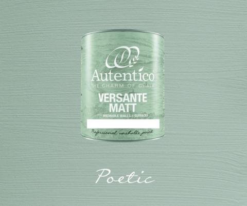 Kalkkimaali - Runonvihreä - Poetic - Versante Matt - 500 ml