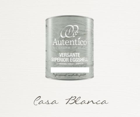 Kalkkimaali - Talonvalkoinen - Casa Blanca - Versante Eggshell - 500 ml