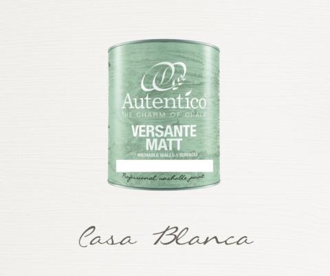 Kalkkimaali - Talonvalkoinen - Casa Blanca - Versante Matt - 500 ml