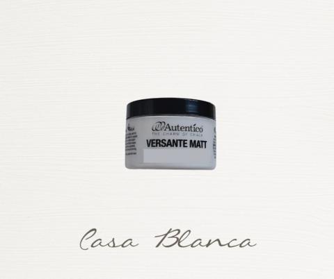 Kalkkimaali - Talonvalkoinen - Casa Blanca - Versante Matt - 125 ml