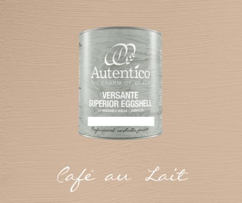 Kalkkimaali - Maitokahvinruskea - Cafe Au Lait - Versante Eggshell - 500 ml