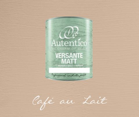 Kalkkimaali - Maitokahvinruskea - Cafe Au Lait - Versante Matt - 500 ml
