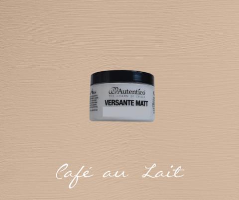 Kalkkimaali - Maitokahvinruskea - Cafe Au Lait - Versante Matt - 125 ml
