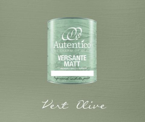 Kalkkimaali - Oliivinvihreä - Vert Olive - Versante Matt - 500 ml