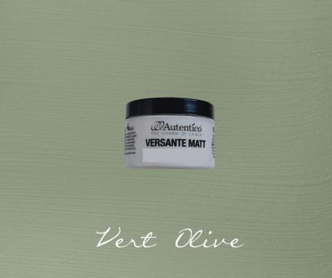 Kalkkimaali - Oliivinvihreä - Vert Olive - Versante Matt - 125 ml