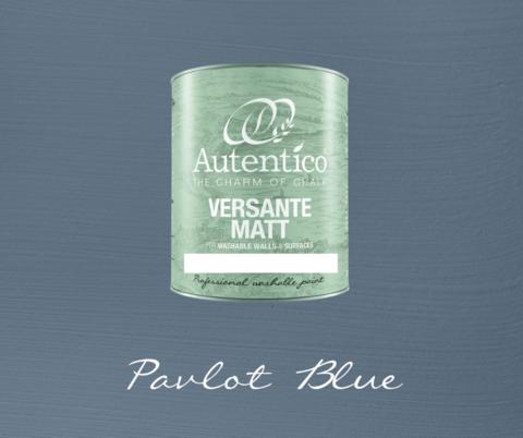 Kalkkimaali - Unikonsininen - Pavot Bleu - Versante Matt - 500 ml