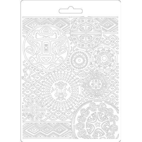 Tekstuurimuotti - 21 x 15 cm - Amazonia Texture