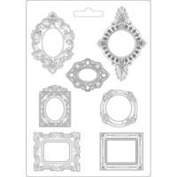 Muotti - A4 - Frames