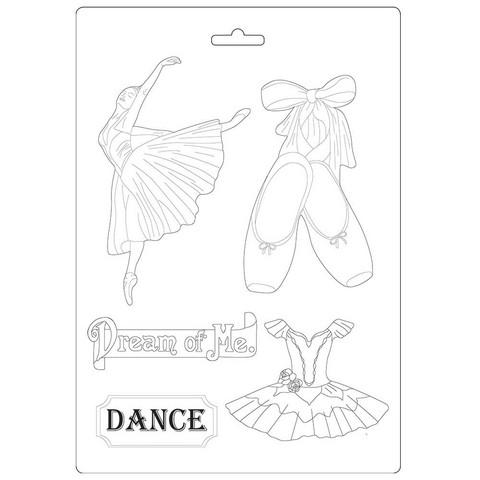 Muotti - A4 - Passion Dancer