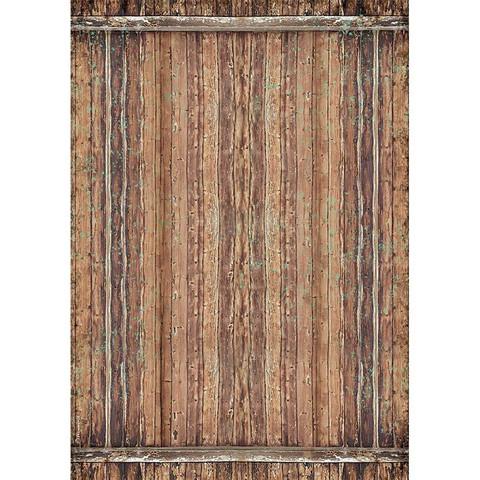 Decoupage-arkki - A3 - Amazonia Wood