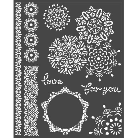 Sabluuna - 20 x 25 cm - Passion Laces