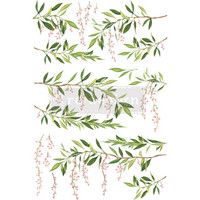 Siirtokuva - 60 x 88 cm - Spring Branch - Prima Redesign Decor Transfer