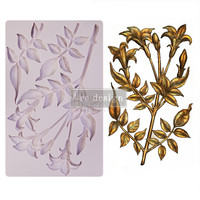 Silikonimuotti - 20x13 cm - Prima Re-Design - Lily Flowers
