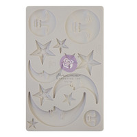 Silikonimuotti - 20x13 cm - Prima Nocturnal Elements Moulds