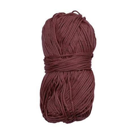 Makramee-punoskude - Mini roosa 41