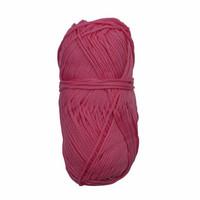 Makramee-punoskude - Mini vaaleanpunainen 47