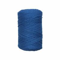 Makramee-punoskude - Sininen 86