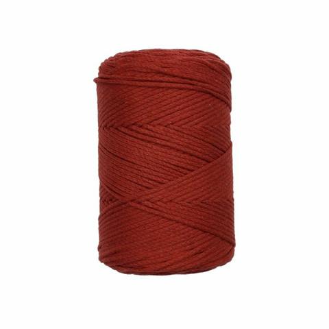 Makramee-punoskude - Punainen 85