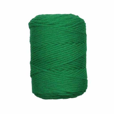 Makramee-moppilanka - Vihreä 59