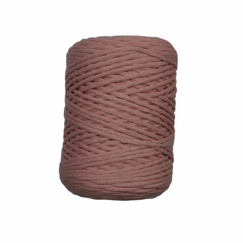Makramee-moppilanka - Vaaleanpunainen 62