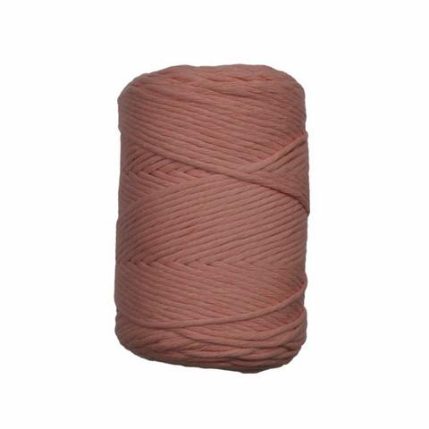 Makramee-moppilanka - Vaaleanpunainen 67