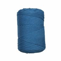 Makramee-moppilanka - Sininen 86