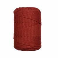 Makramee-moppilanka - Punainen 85