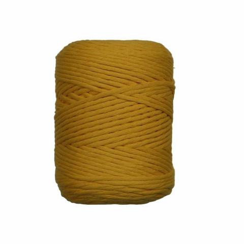 Makramee-moppilanka - Keltainen 64