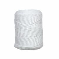 Makramee-moppilanka - Valkoinen 52